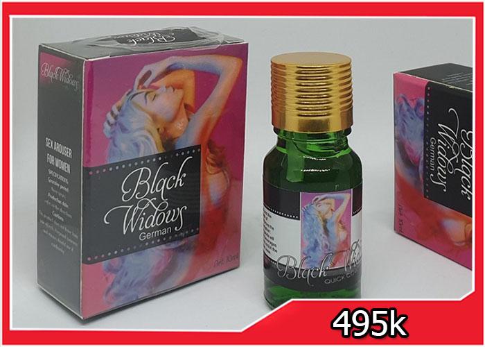 thuốc kích dục nữ Black Widow