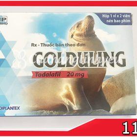 Thuốc cường dương nam Golduling 20Mg